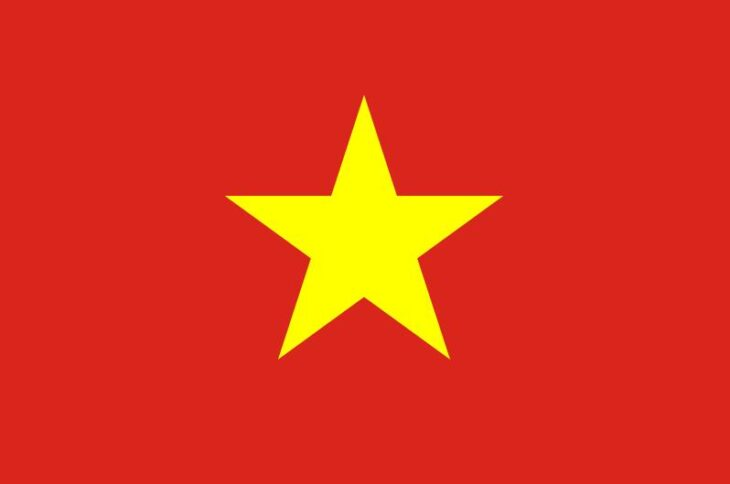 Vietnamese national flag