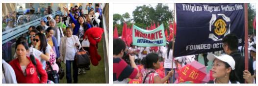 Philippines Overseas Filipino Workers