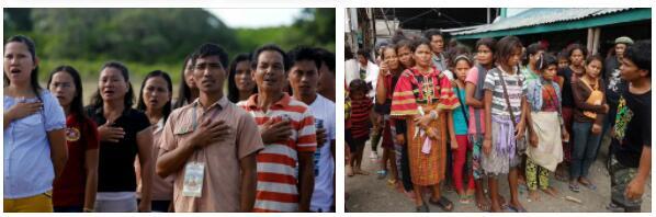 Philippines Domestic Conflict 1