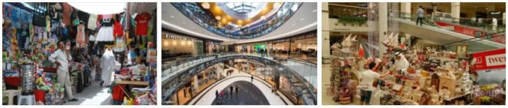Shopping in Bahrain