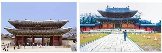 Changdeokgung Palace (World Heritage)