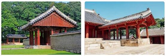Royal Ancestral Worship Shrine in Seoul (World Heritage)