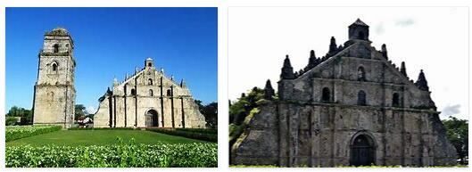 Baroque Churches in the Philippines (world heritage)