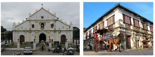 World Heritage Sites in Philippines